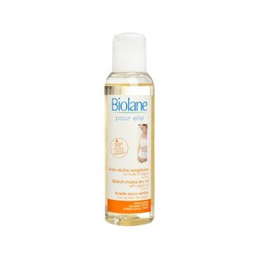 BIOLANE Stretch Marks Dry Oil 125ML