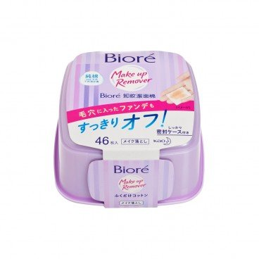 BIORE - Cleansing Cotton Box - 46'S