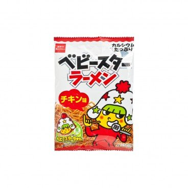 BABY STAR Oyatsu Snack Ramen Chicken 39G
