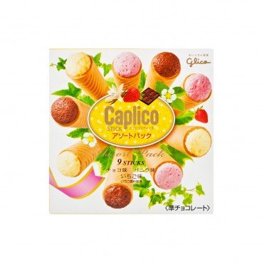 GLICO Caplico Stick Assorted 74.3G