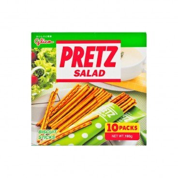 GLICO - Pretz Party Pack Salad - 193G