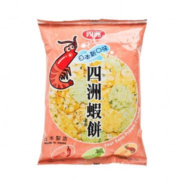 FOUR SEAS - Prawn Cracker - 80G