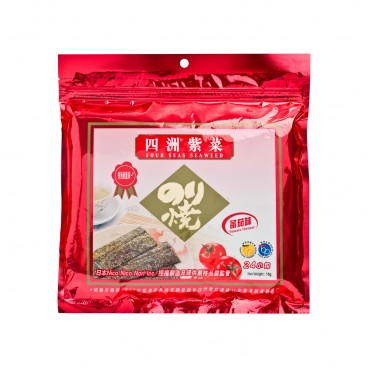 FOUR SEAS - Seaweed 24 Packs Tomato Flavour - 18G