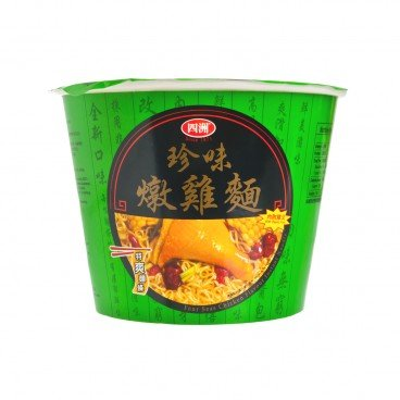 FOUR SEAS Chicken Fl Instant Bowl Noodle 100G