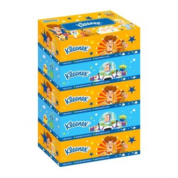 KLEENEX - Toy Story 4 Box Tissue - 5'S