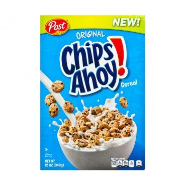 POST(PARALLEL IMPORT) - Chips Ahoy Chocolate Cereal - 340G