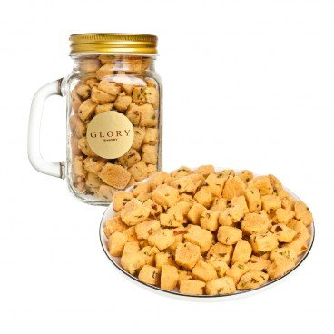 GLORY BAKERY Cookies In Jar spring Onion 200G