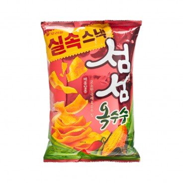 ORION Corn Snack sweet Spicy Flavor 68G