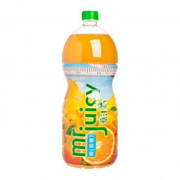 MR. JUICY Orange Juice Drink low Sugar 1.7L