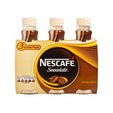 NESCAFE - Smoovlatte - 268MLX3