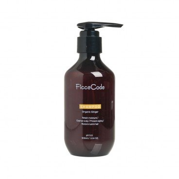 FICCECODE - Ginger Shampoo - 300ML