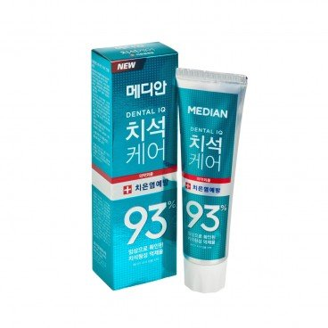 MEDIAN - Amore Pacific Median Dental Iq New 93 Toothpaste green - 120G