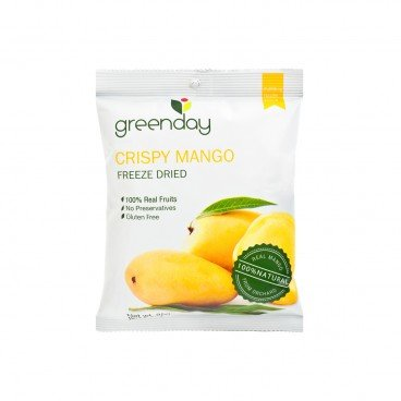 GREENDAY Crispy Mango 25G