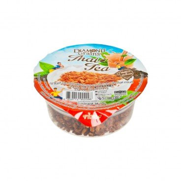 DIAMOND GRAINS - Granola thai Tea - 38G