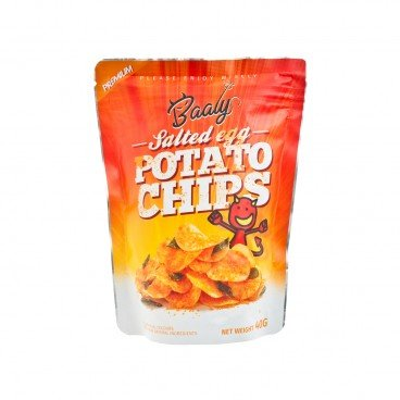 BAALY Potato Chips salted Egg 40G