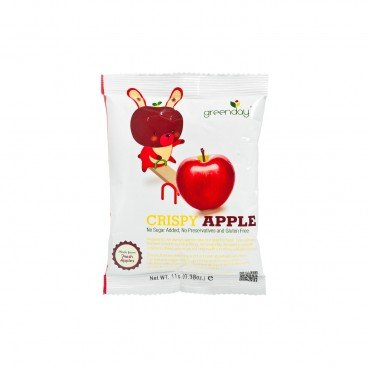 GREENDAY Happy Fruit Farm crispy Apple 11G