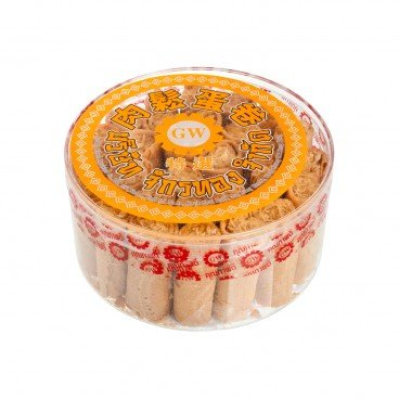 GOLDEN WHEEL - Egg Rolls With Flossy Pork original - 200G