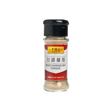 LEE KUM KEE White Peppercorn Powder 27G