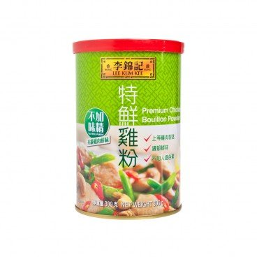 LEE KUM KEE - Premium Chicken Powder No Msg - 300G