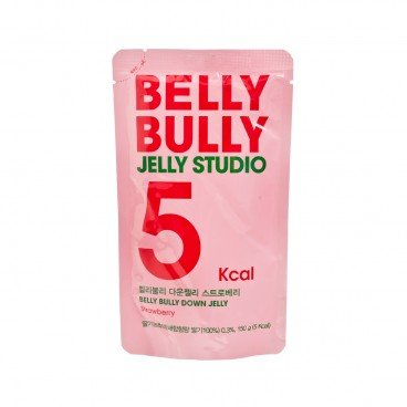 BELLY BULLY Jelly Strawberry 150G