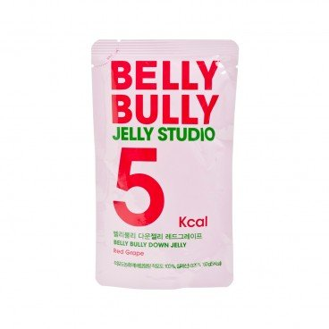 BELLY BULLY Jelly Red Grape 150G