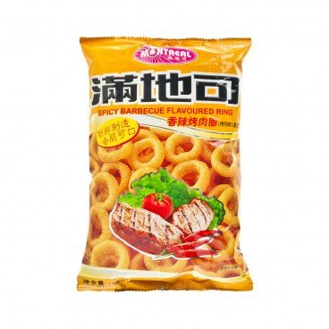 MONTREA Spicy Bbq Ring 75G