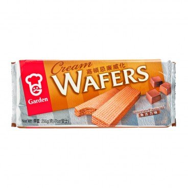 GARDEN Cream Wafers chocolate 200G
