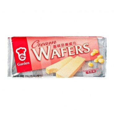 GARDEN Cream Wafers peanut 200G