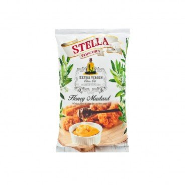STELLA - Natural Popcorn honey Mustard - 28G