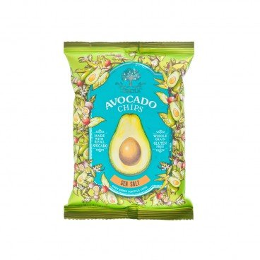 TEMOLE - Avocado Chips sea Salt - 40G