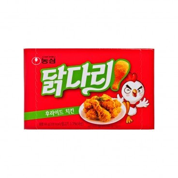 NONG SHIM Fried Chicken Snack 66G