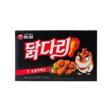 NONG SHIM Spicy Fried Chicken Snack 66G