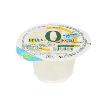 BOURBON 0 Kcal Series yogurt Jelly 160G