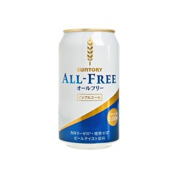 SUNTORY - All Free Drink - 350ML