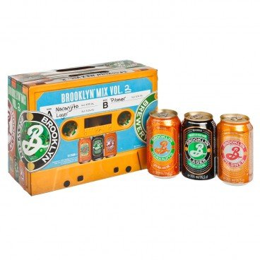 BROOKLYN Mix Tape Limited Edition 355MLX12