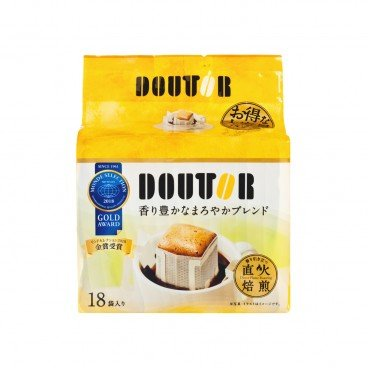 DOUTOR Flame Roasting Drip Coffee 7GX18