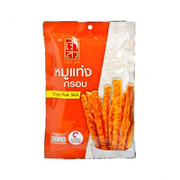 CHAO SUA Crispy Pork Sticks 90G