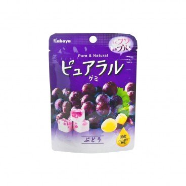 KABAYA - Kyoho Grape Gummy Candy - 45G