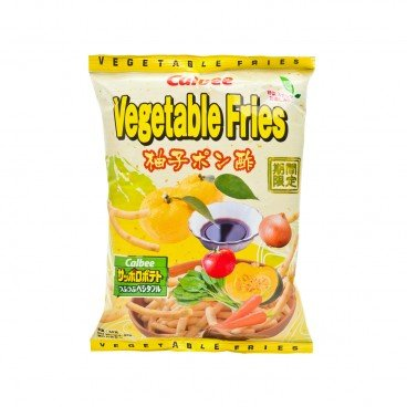 CALBEE Vegetable Fries yuzu Vinegar 50G