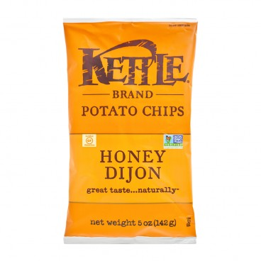 KETTLE Chips Honey Dijon 5OZ