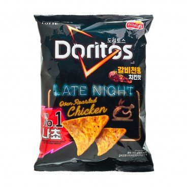 LOTTE Doritos grilled Chicken 172G