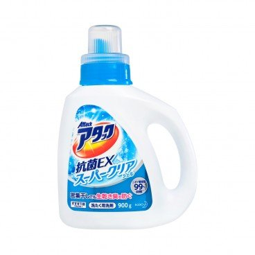 ATTACK - Super Clear Gel Liquid Detergent Bottle - 900G