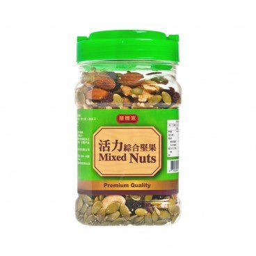 NATURE & HEALTHY Mixed Nuts 400G