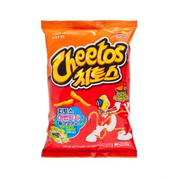 LOTTE Cheetos bbq 88G