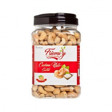 FRIEMILY - Roasted Cashews salted - 450G