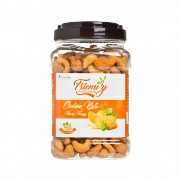 FRIEMILY - Roasted Cashews honey - 450G