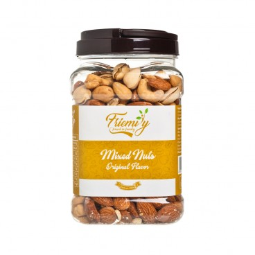 FRIEMILY - Mixed Nuts unsalted - 450G