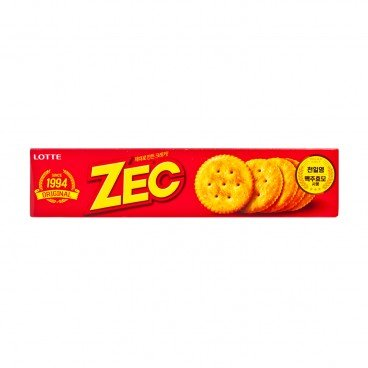 LOTTE - Zec Cracker - 100G