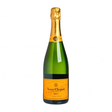 VEUVE CLICQUOT - Yellow Label - 75CL