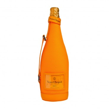 VEUVE CLICQUOT Set yellow Label Ice Jacket 75CL